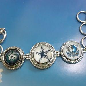 Jewelry - Dallas Fan Favorite Bracelet